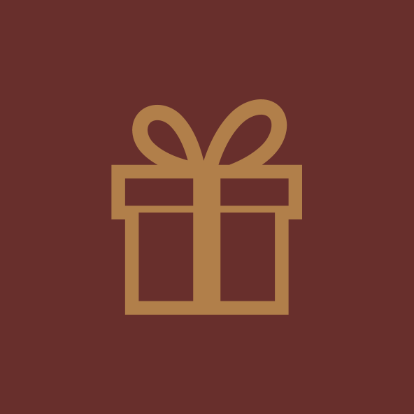 Darčeková poukážka v rôznych hodnotách